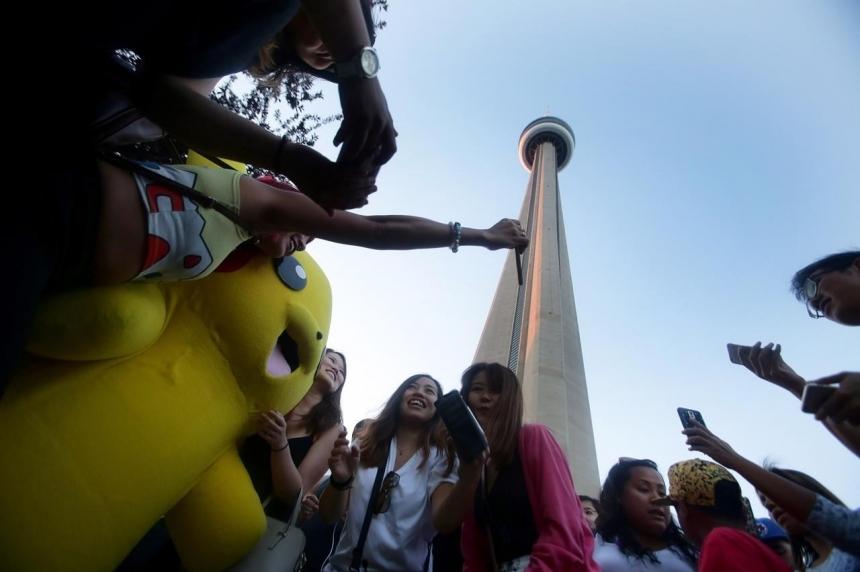 Saskatoon Legion hall getting in on Pokémon craze