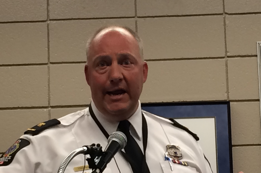 RPS name Evan Bray new chief of police