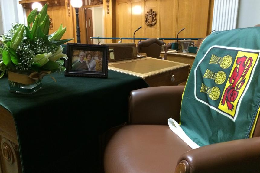 Saskatoon MLA Roger Parent dies hours after cancer diagnosis made public