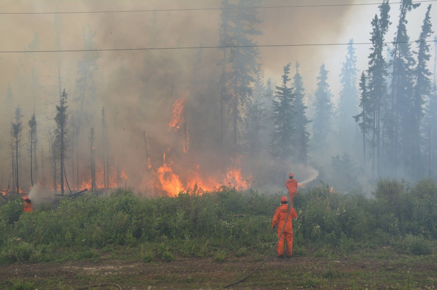 Sask. gov. says there will be wildfire review when the fires are out