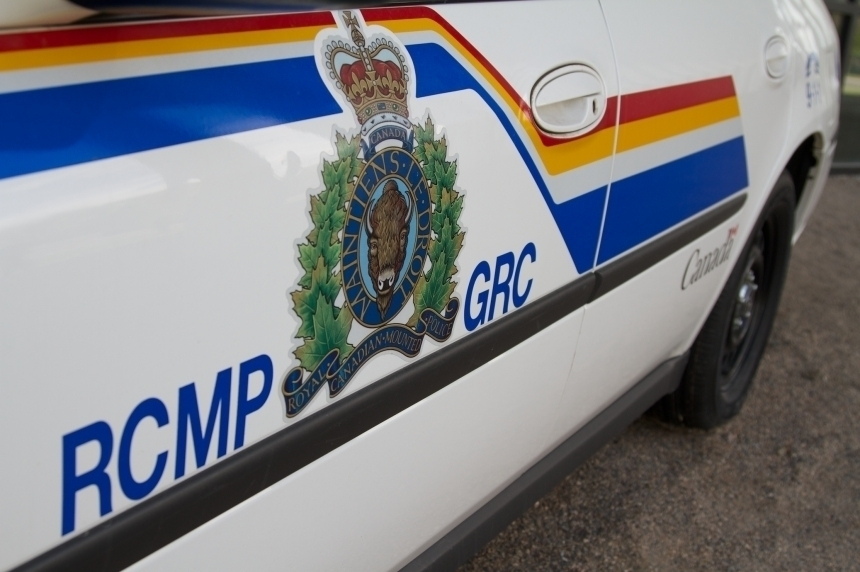 Semi crash closes eastbound Highway #1 near Herbert