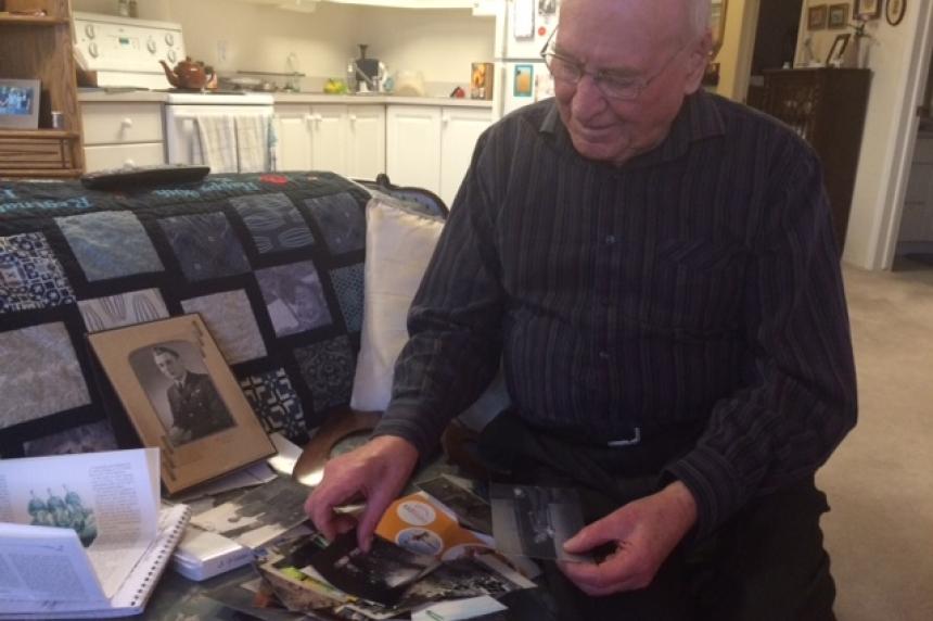 93-year-old war veteran shares incredible stories of survival