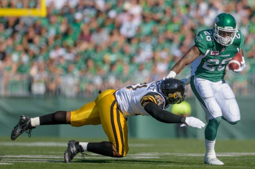 Messam trade opens the door for Rider running backs