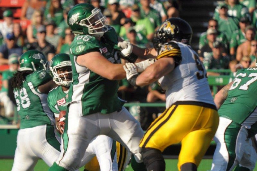 GAME DAY: Riders set to tangle with Ticats in Hamilton