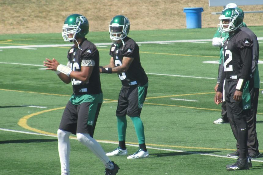 Riders' QB Brandon Bridge not worried about competition