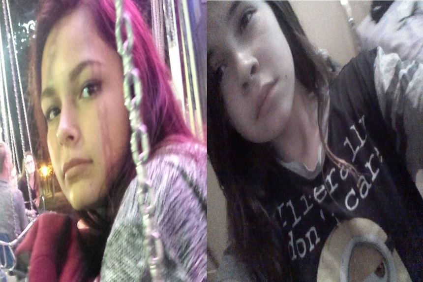 Regina police find two girls reported missing