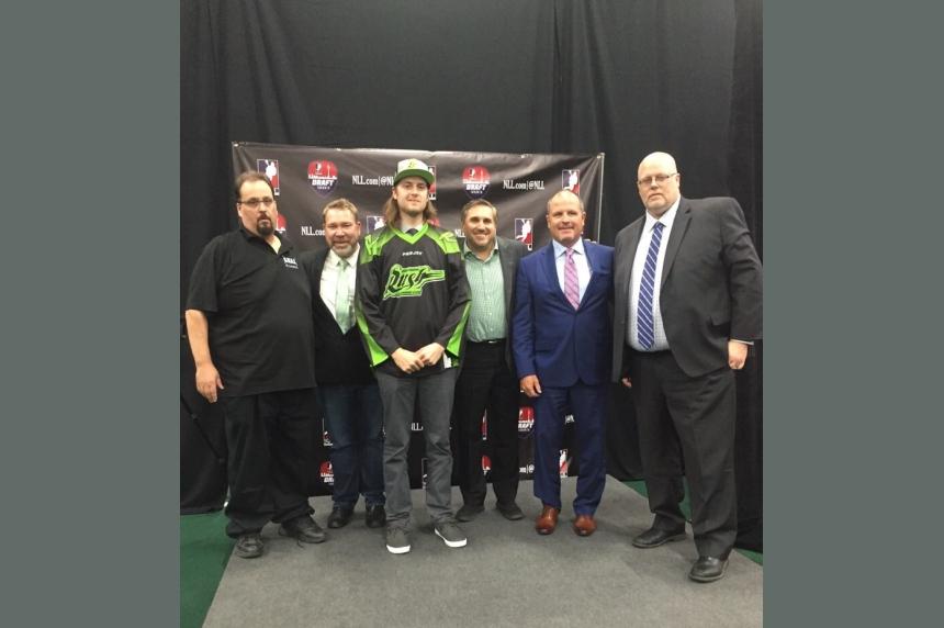 Saskatoon's Mike Kaminski Drafted By Saskatchewan Rush