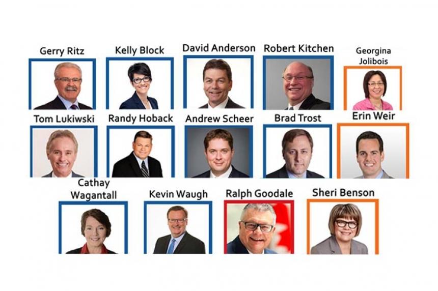 Meet Saskatchewan's federal election winners