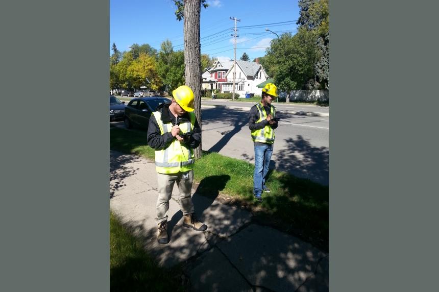 Saskatoon to spend $350K to collect sidewalk repair data