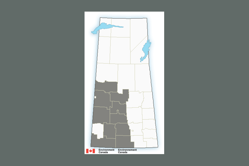 1st Sask. funnel cloud advisory strikes early
