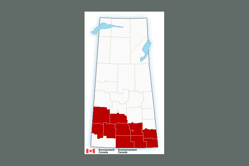 Extreme cold for southern Sask. expected to last into Thursday morning