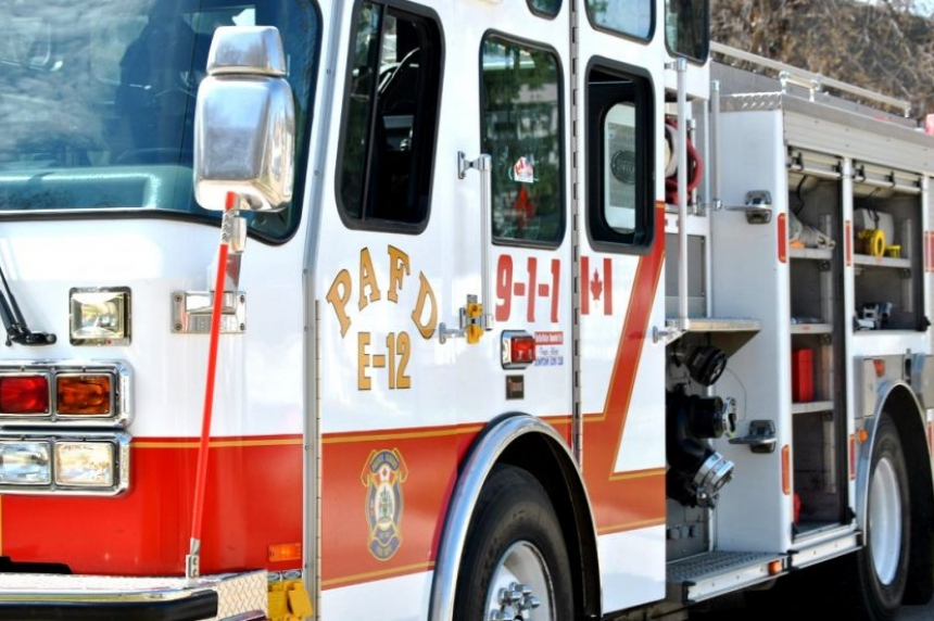 Prince Albert Fire Department hires 1st female firefighter