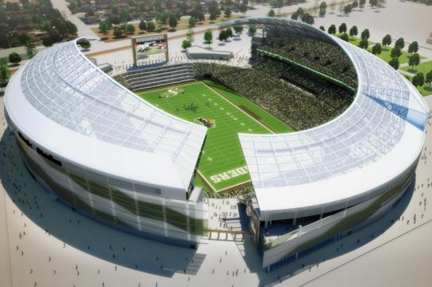 City of Regina interested in Grey Cup for new stadium