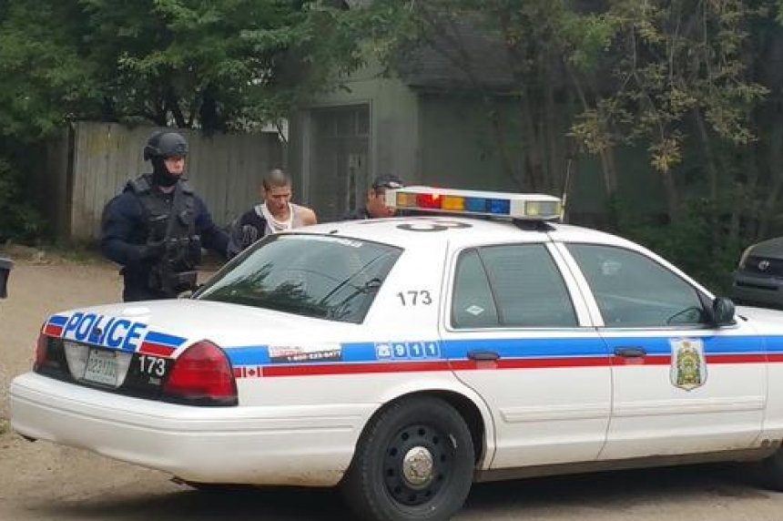 Seven charged after standoff in Saskatoon
