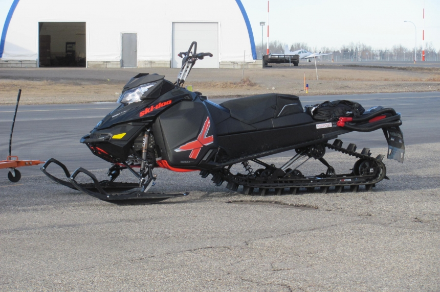 Snowmobilers asked to stay safe once the snow falls
