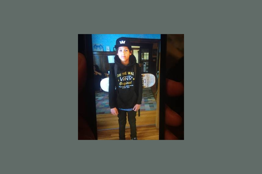 Regina police find missing 12-year-old boy
