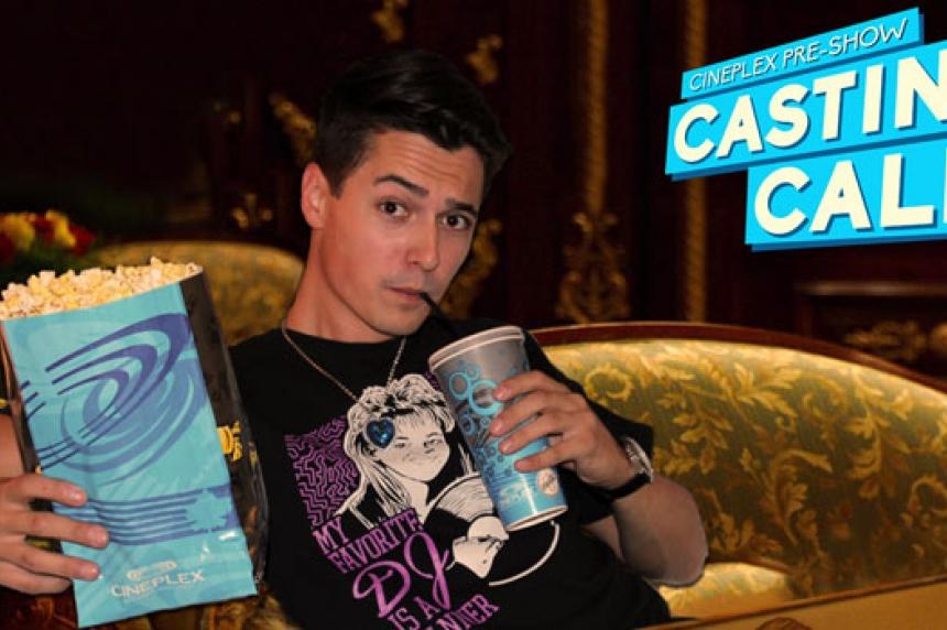 Saskatoon's DJ Tanner named new Cineplex Pre-Show host