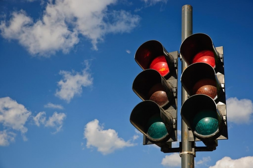 New temporary traffic lights to be installed just east of Regina