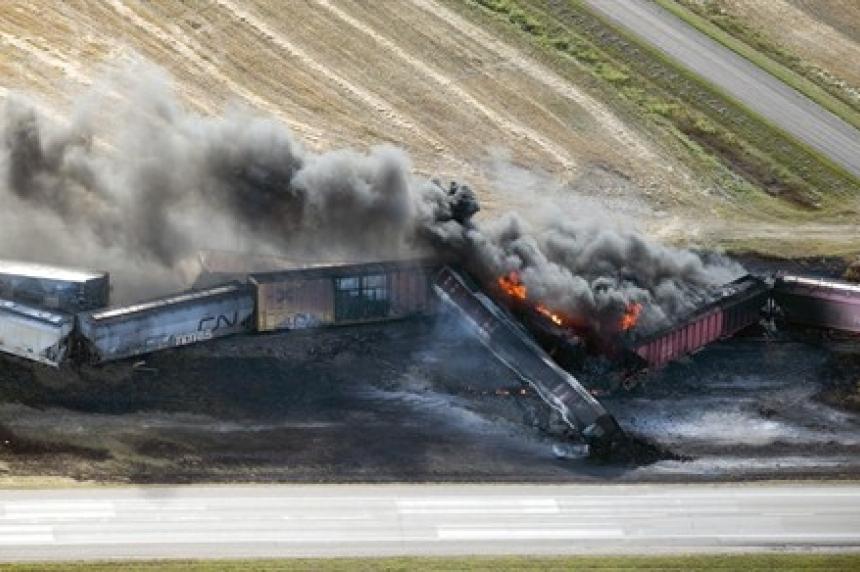 Rail defect led to 2014 train derailment in central Sask.: TSB report