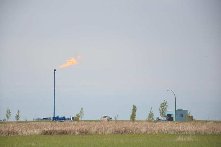 Excess gas to be burned off by TransGas southwest of Regina