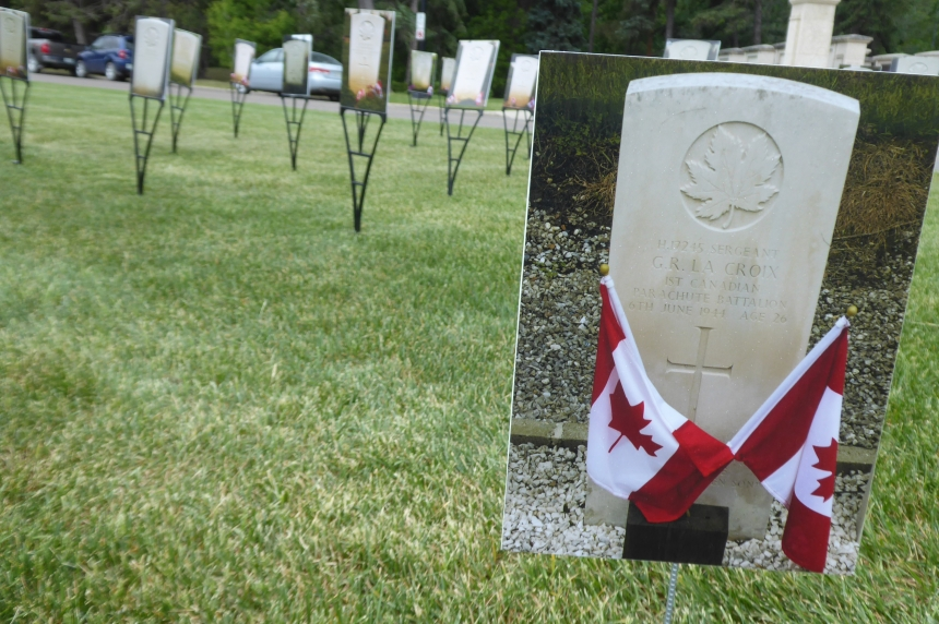 Project remembers Sask. soldiers killed on D-Day