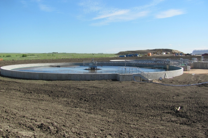 Wastewater treatment plant working on problem of sewer smell in north Regina