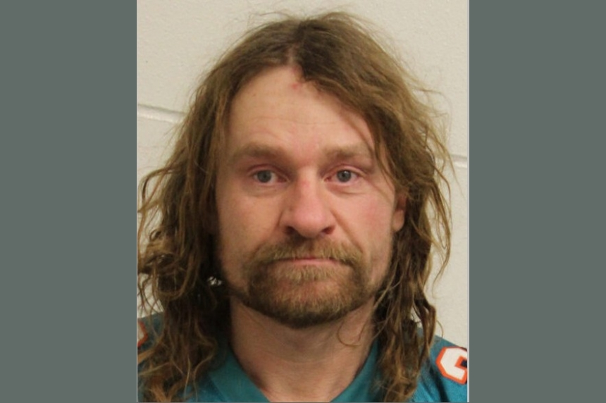 RCMP searching for man considered armed and dangerous
