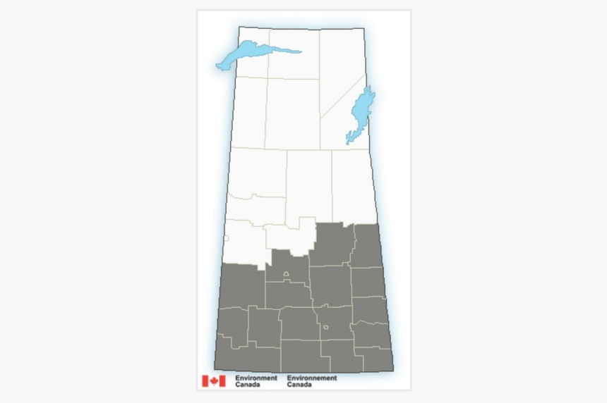 Snow could be on the way as storms head to southern Sask.
