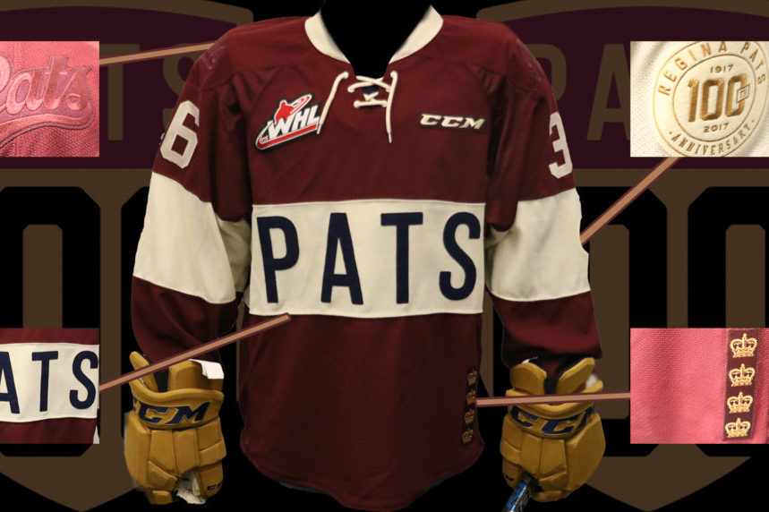 Regina Pats win home opener; unveil commemorative jersey