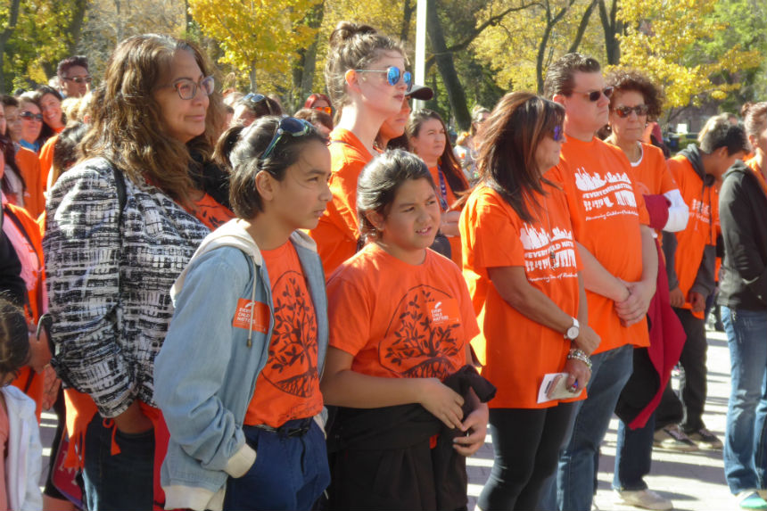 Orange Shirt Day teaches kids about residential schools