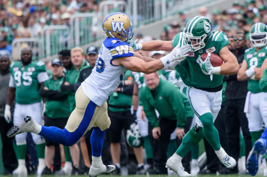 Rob Bagg, Chad Owens cut by the Roughriders
