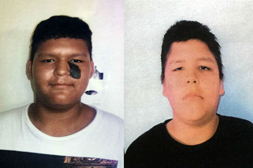 RCMP still looking for 2 boys after other youths found