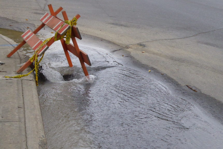City of Regina error left some residents without water