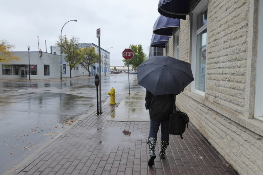 Rainstorm not enough to impact dry conditions