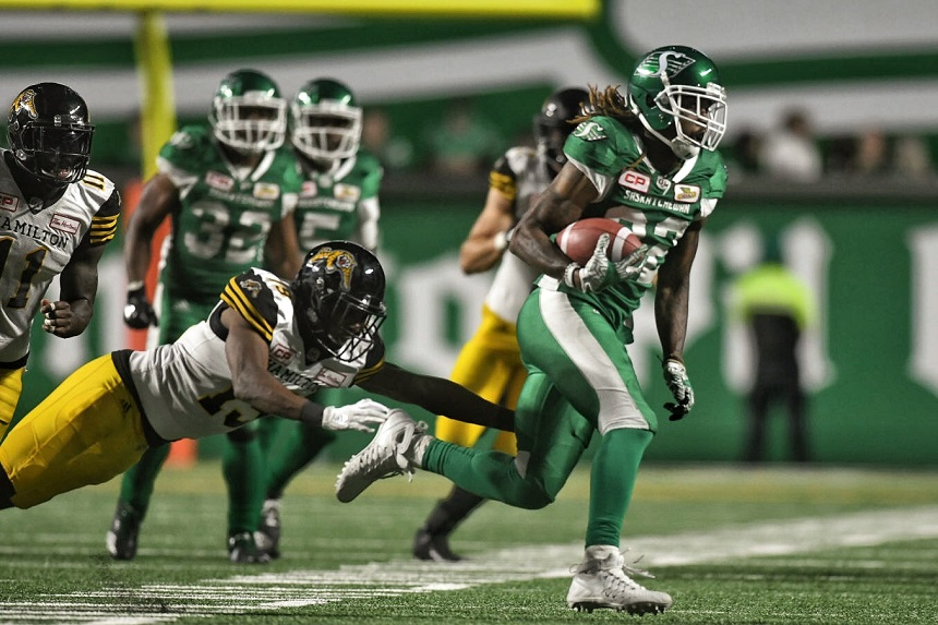 Riders not taking Tiger-Cats lightly