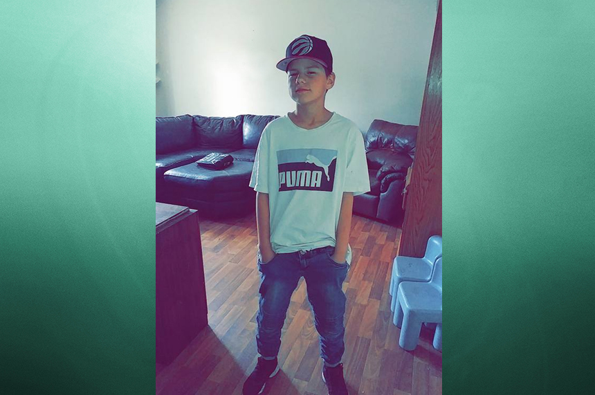 Missing 12-year-old Regina boy found safe