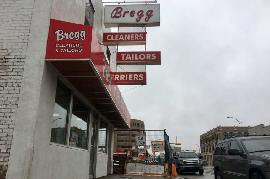 Bregg Cleaners dealing with decade of Capital Pointe delays