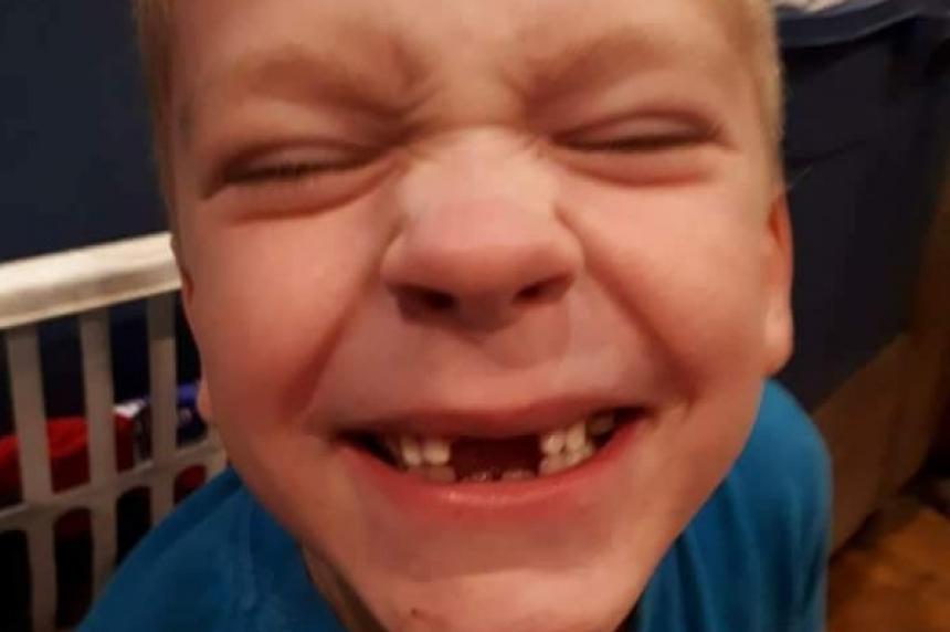Grandma 'completely devastated' to find grandson after dog attack