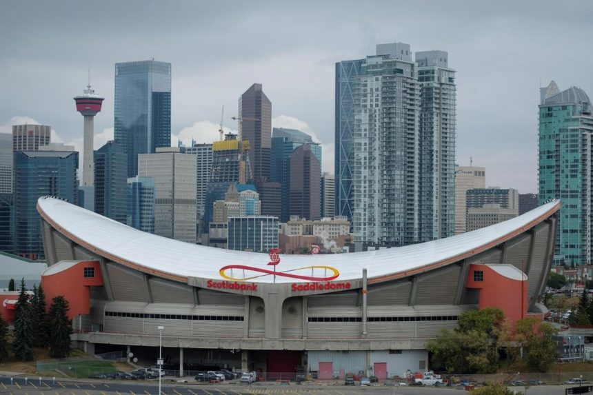 Calgary says it will pay for one-third of $555-million arena for Flames