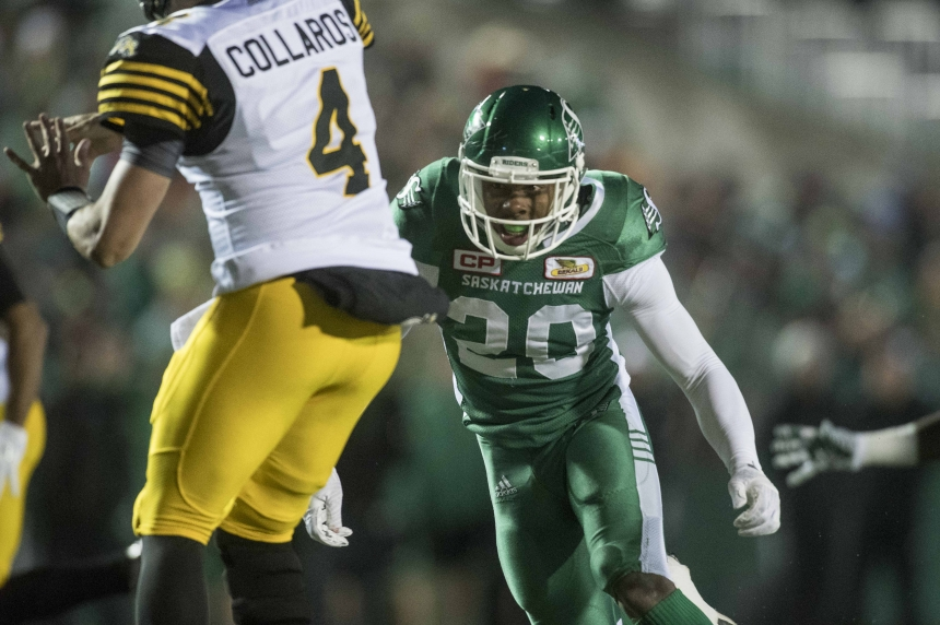 'Where I belong:' Otha Foster happy to return to the Riders