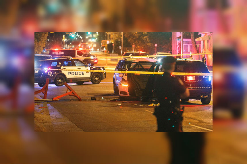 Chaotic attack, chase in Edmonton believed to be linked to terrorism: Police