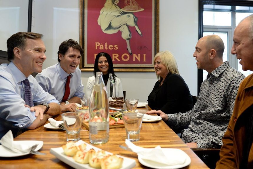 Liberals trimming small-business tax rate to stanch political bleeding