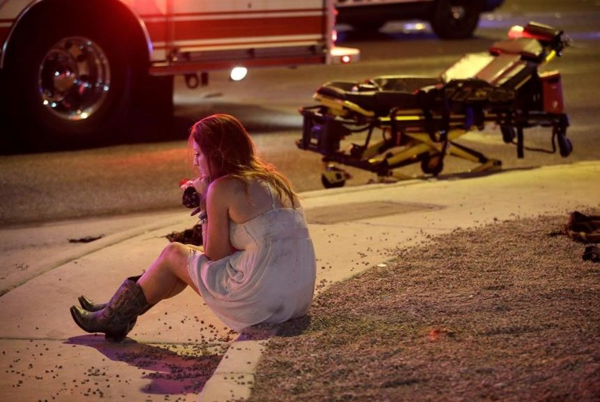 Vegas hospitals overwhelmed as dozens slain, scores wounded