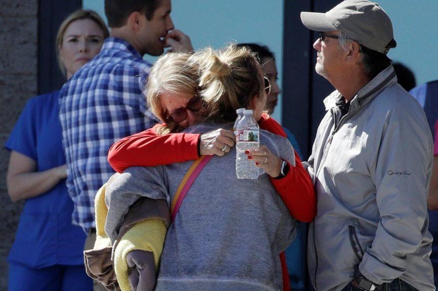 'I'm going to die': fear grips Vegas strip; gunman kills 59