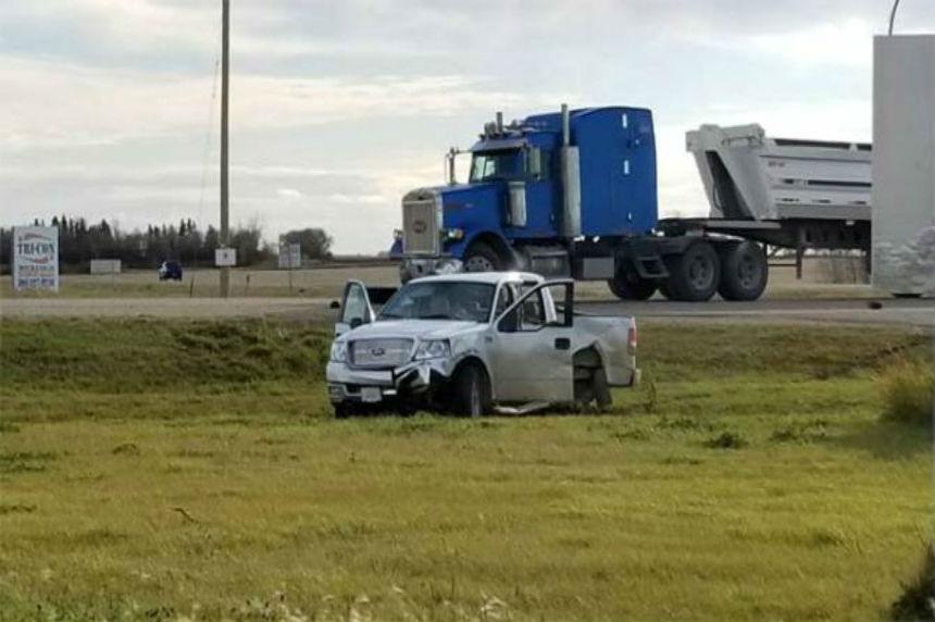 2 people dead after highway crash in Kelvington