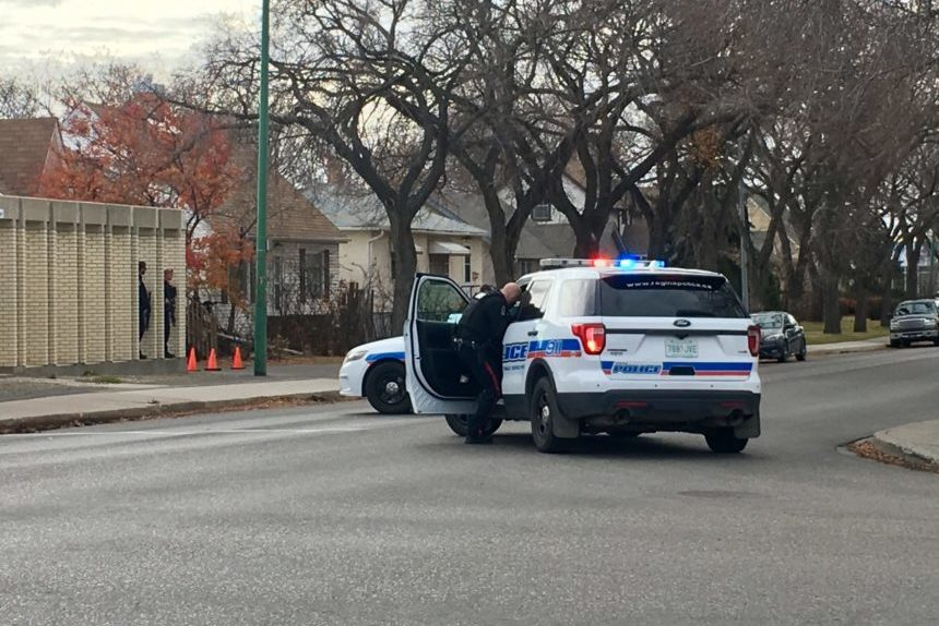 Two in custody after standoff in North Central