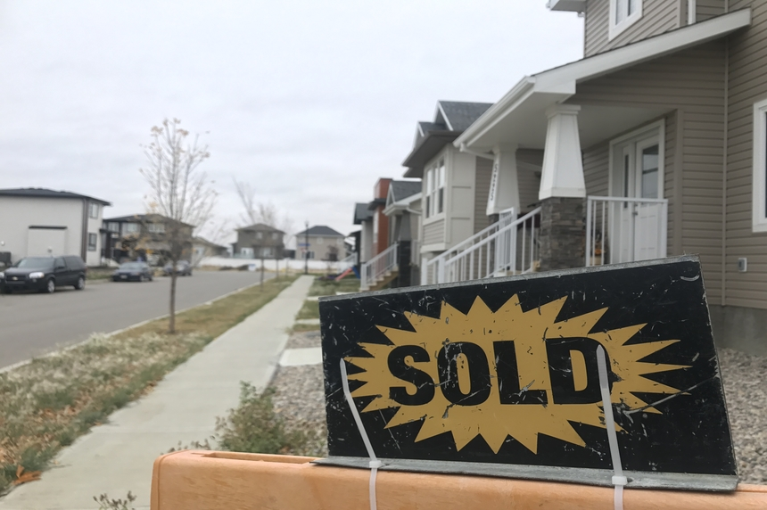 Regina and Moose Jaw's demand for houses in downward spiral