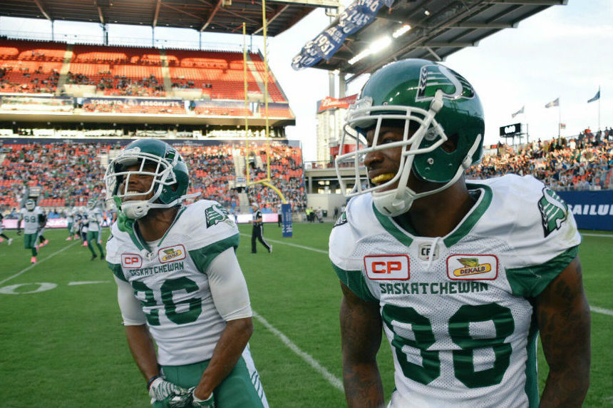 Bridge rallies Roughriders to exciting 27-24 road victory over Argonauts