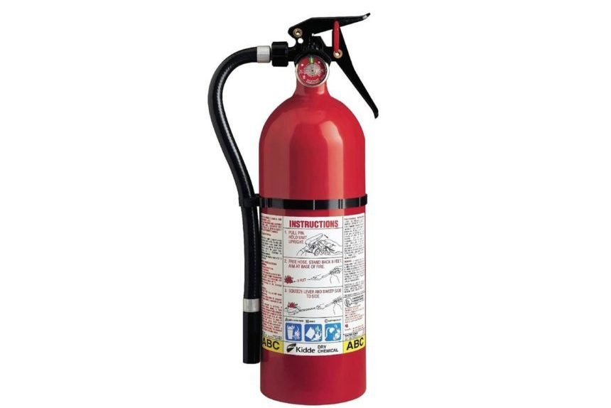 2.7 million fire extinguishers recalled in Canada; may not work in emergency