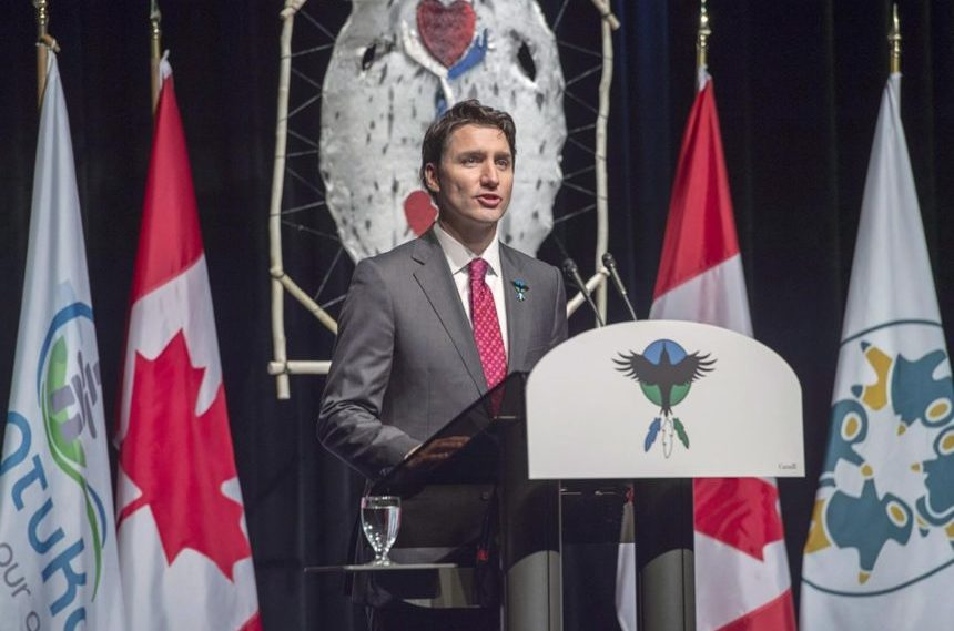 Trudeau makes apologies his dad wouldn't for historic injustices